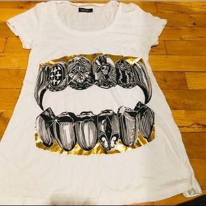 Lauren Moshi T Shirt XS ⭐️